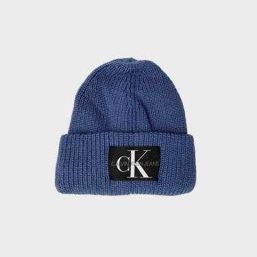 CALVIN KLEIN - Gorro azul