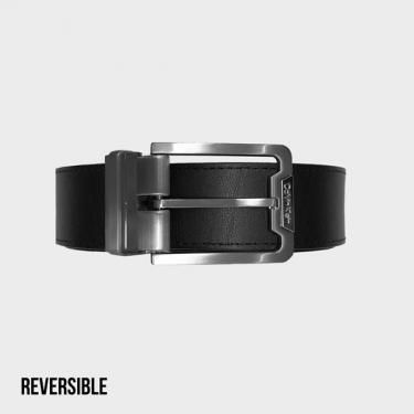 CALVIN KLEIN - Cinturón negro