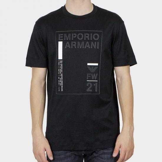 Camiseta Emporio Armani 6K1T94 1JUVZ 0999 Negro X