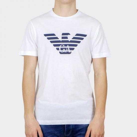 Camiseta Emporio Armani 8N1TN5 1JPZZ 0147 Blanco