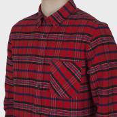 Camisa Hugo 50458234 Ermann 10229681 02 694 Rojo