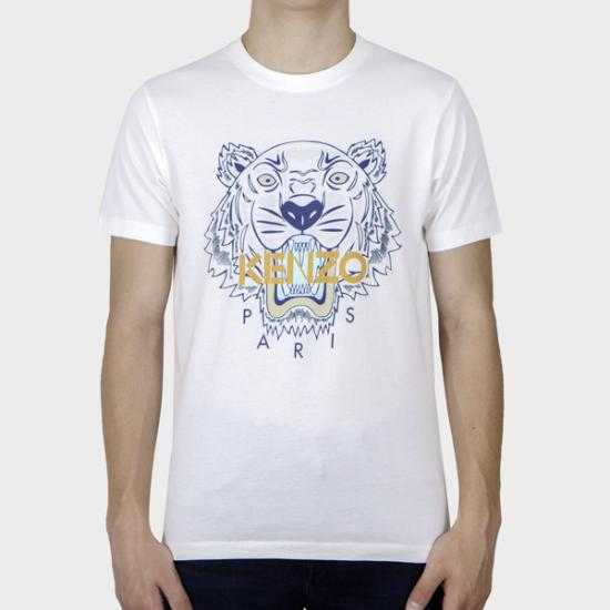 Camiseta Kenzo PFB65TS0204YA 01B  Blanco XXL