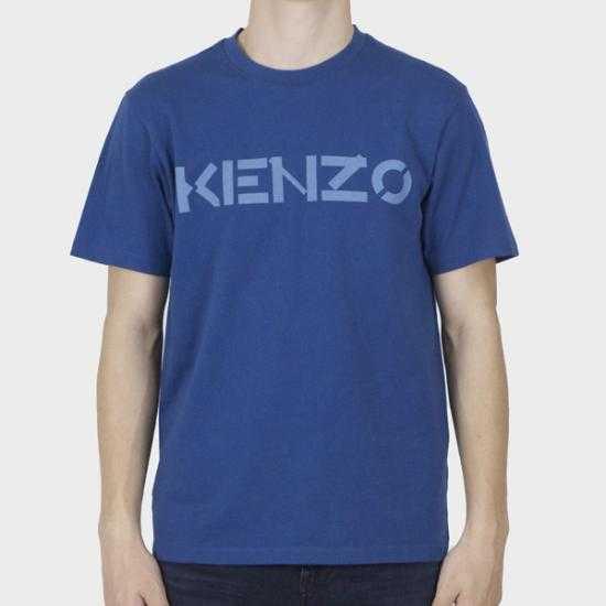 Camiseta Kenzo PFB65TS0004SA 77  Azul XXL