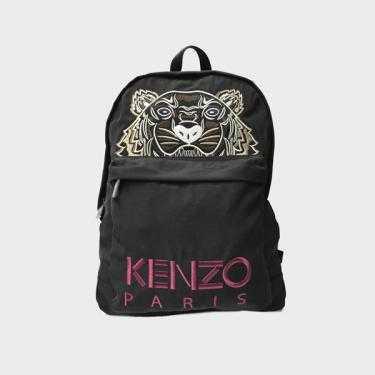 KENZO - Mochila negra
