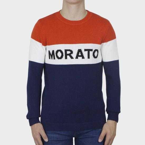 Jersey Antony Morato MMSW01193 YA100042 7103  Azul