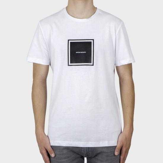 Camiseta Antony Morato MMKS02049 FA100144 1000  Bl