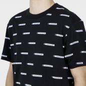 Camiseta Calvin Klein Jeans J30J3187280GK  Negro X