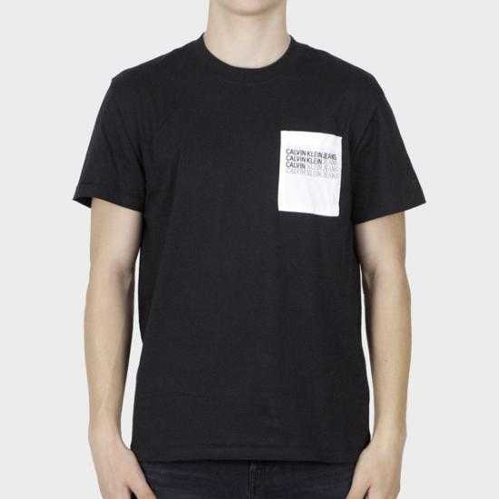 Camiseta Calvin Klein Jeans J30J319293BEH Negro X