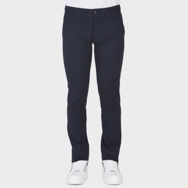 EMPORIO ARMANI - Pantalón azul