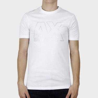 ARMANI EXCHANGE - Camiseta blanca