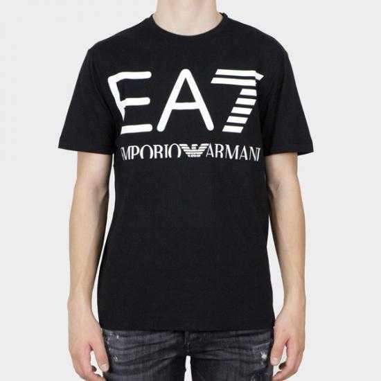 Camiseta EA7 Emporio Armani 6KPT23 PJ6EZ 1200  Neg