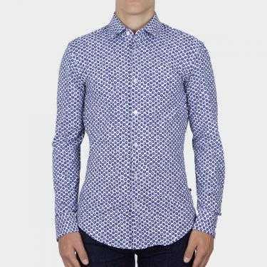 BOSS - Camisa azul