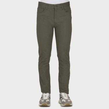BOSS - Pantalón verde