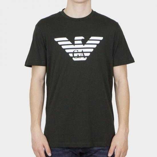 Camiseta Emporio Armani 8N1TN5 1JPZZ 0574  Verde X