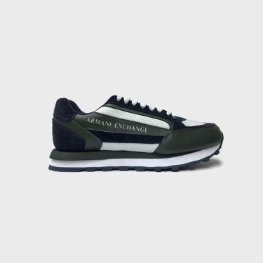 ARMANI EXCHANGE - Zapatillas verdes