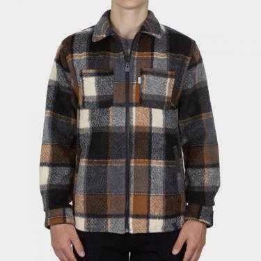 COLOURS & SONS - Camisa marrón