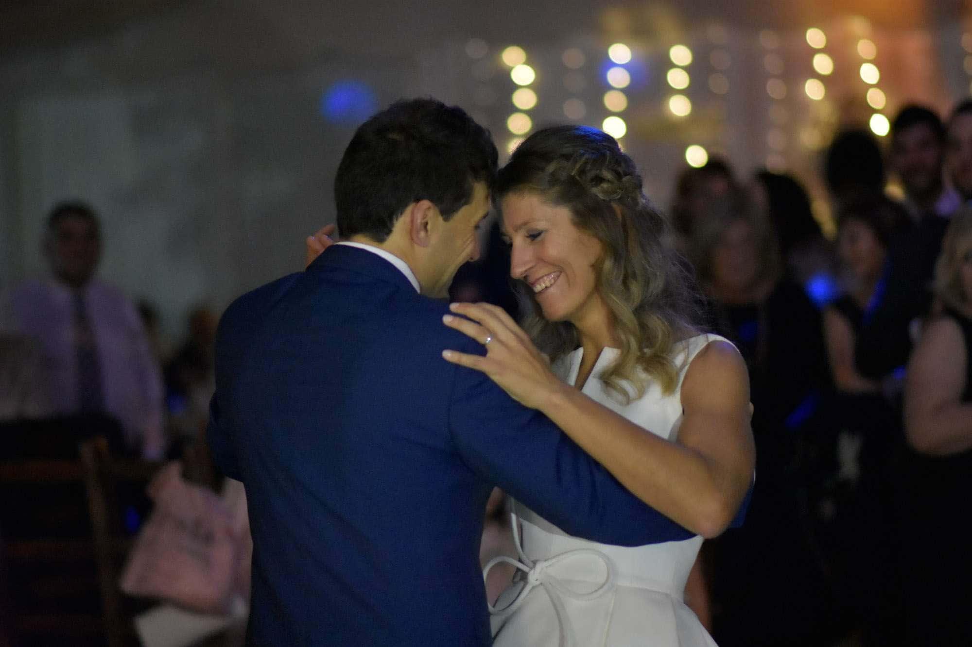 Baile novios
