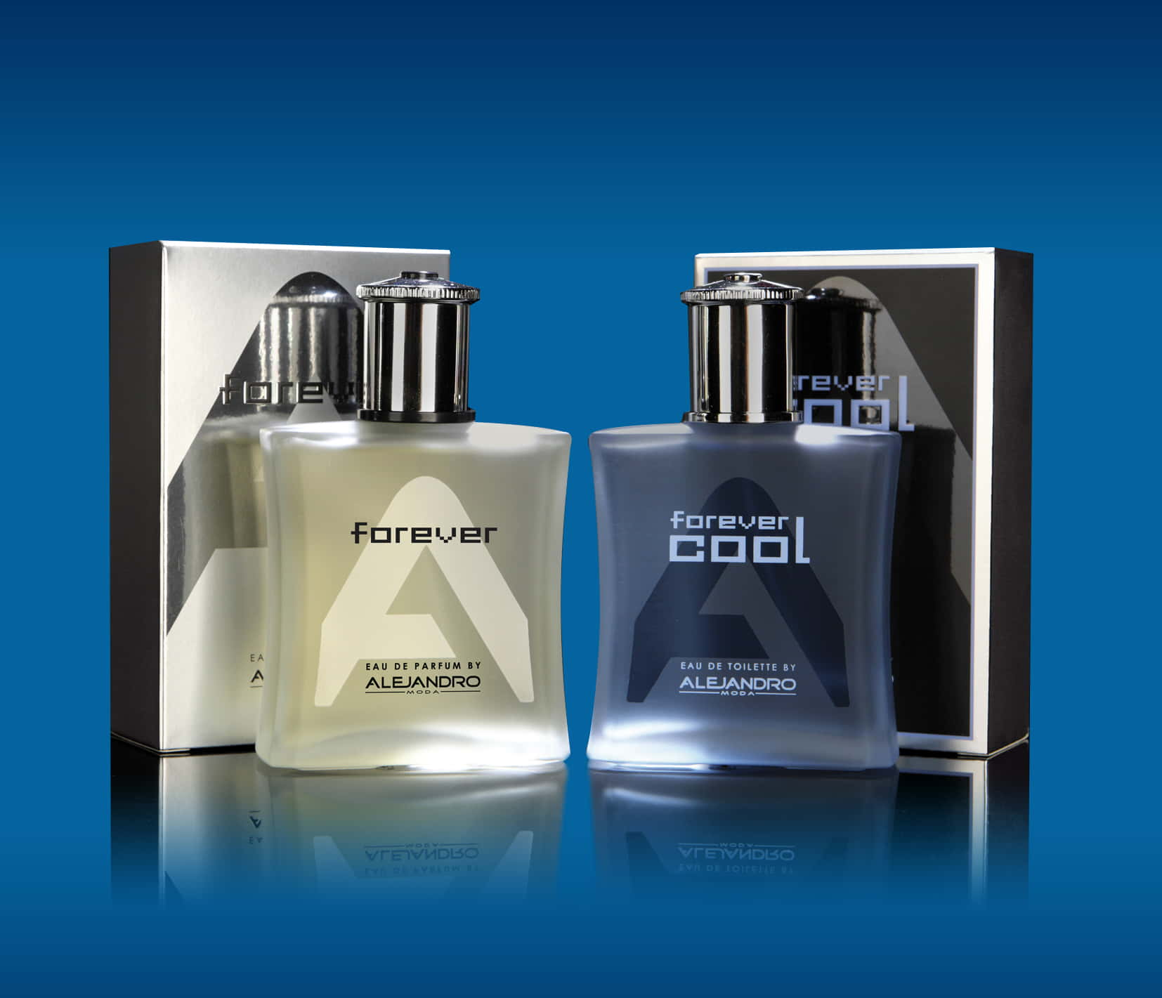 perfumes Forever y Forever Cool