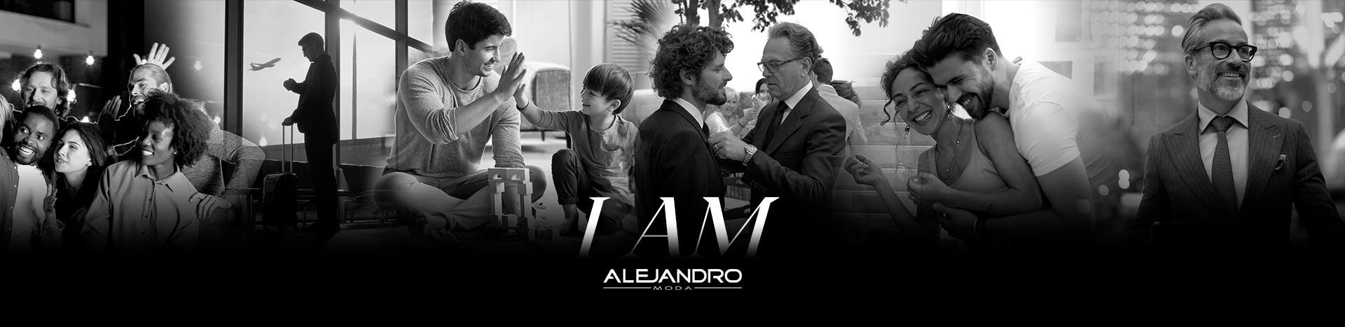 I AM ALEJANDRO